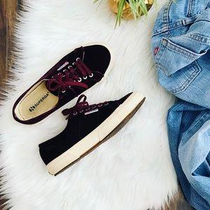 Superga 2750 Velvet Classic Sneaker Hipster Vibes